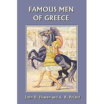 Famous Men of Greece [Illustrated]