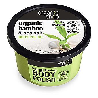 Organic Shop Exfoliante Corporal de Bambí Tropical 250 ml
