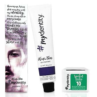 #mydentity Permanent Hair Colour Wicked Shadow - 10