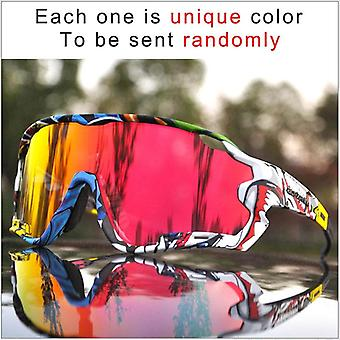 Coated Full Mirror Cycling Sunglasses Men Cycling Glasses For Sports Cycling