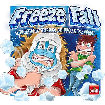 DZK Freeze Fall Game for Kids Aged 5+, Multi-Colour