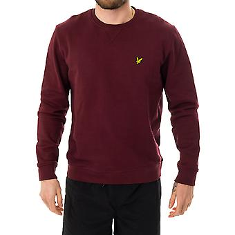 Sweat-shirt homme lyle & scott crew neck sweatshirt ml424vtr.z803