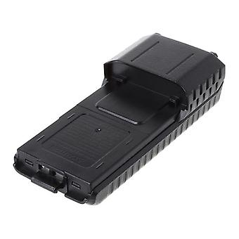 Bf-uv5r Walkie Talkie Speaker Laajennettu 6x Aa akkukotelo