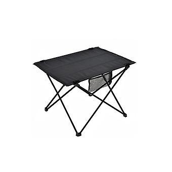 Alumiiniseos-taitettava ulkoleirintä, taitettava pöytä