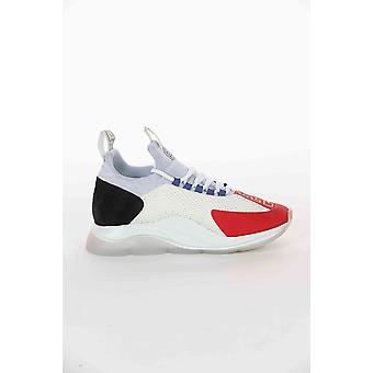 White Versace Men's Sneakers