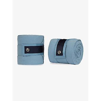 PS of Sweden Ps Of Sweden Bow Polos Horse Bandages - Aqua