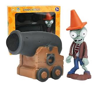Plants Vs. Zombies Toy Full Set Can Be Launched