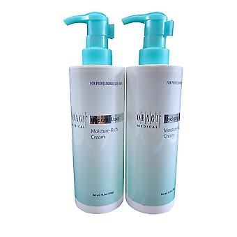 Obagi Medical Hydrate Luxe Moisture Rich Cream 10.5 OZ Set of 2