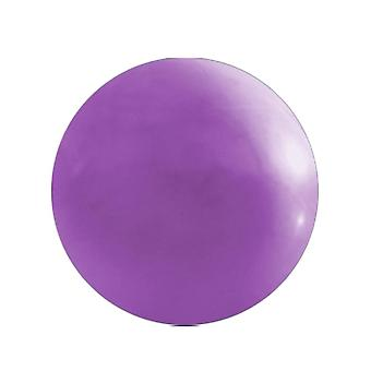 Purple 12x12cm water-fillable balloon water ball bubble ball children's bouncy ball safe and soft homi3195