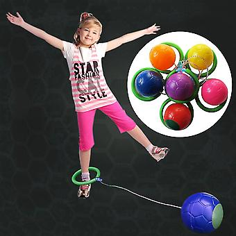 Skip Ball Outdoor Fun Toy Balls Classic Skipping Toy Fitness Equipment