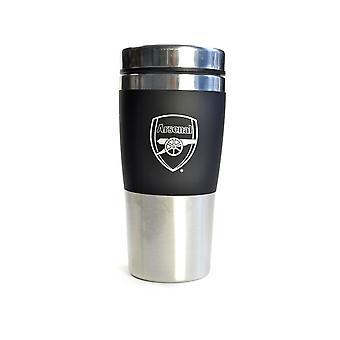 Arsenal Executive Handleless Stainless Steel Travel Mug