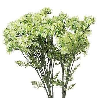 Hill Interiors Plumb Blossom Spray Artificial Flower