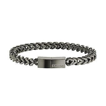 Police jewels men's bracelet small pj24696bsu02a-s