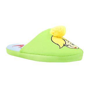 Peter Pan Womens/Ladies Tinkerbell 3D Slippers