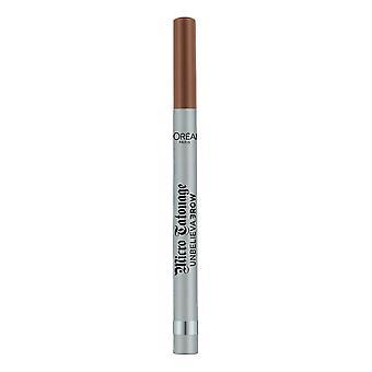 Eyebrow Liner L'Oréal Paris Micro Tatouage Shade 105-brunette