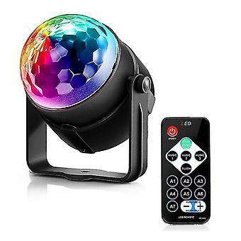 Rgb ledet partiet effekt disco ball lys scenen laser lampe projektor musikk Ktv