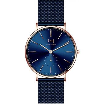 Marco Milano Blue Stainless Steel MH99216G2 Men's Watch