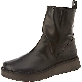 Fly London Reno053fly Leather Ankle Boot