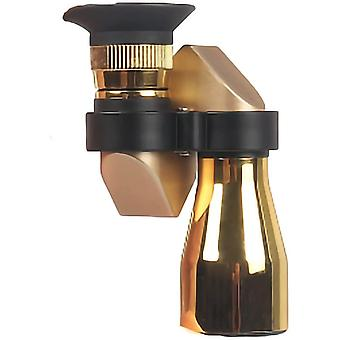 ベリータエイミー8x20mmミニポータブル単眼望遠鏡屋外スポーツハイキングバードウォッチング単眼(金)
