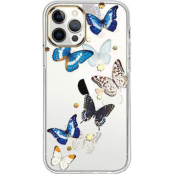 Iphone 12 Pro Clean Butterfly Case