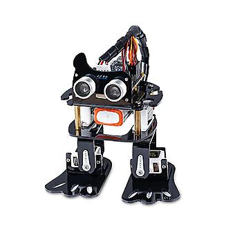 Laiqiankua Diy 4dof Robot Programme Kit d'apprentissage