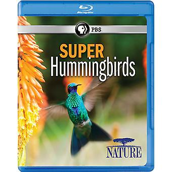 Nature: Super Hummingbirds [Blu-ray] USA import