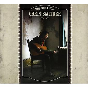 Chris Smither - Time Stands Still [CD] USA import
