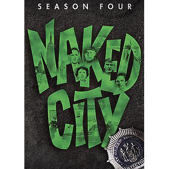 Naked City: Säsong 4 [DVD] USA import