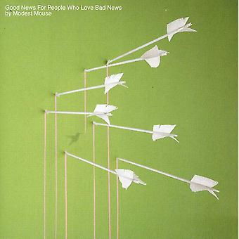 Modest Mouse - gode nyheter for folk Who Love Bad News [DVD] USA import
