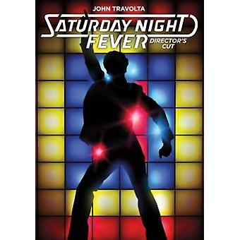 Saturday Night Fever [DVD] USA import