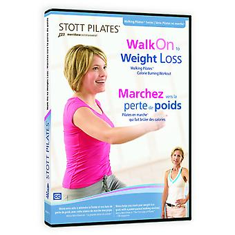 Walk on to Weight Loss (Eng/Fre) [DVD] USA import