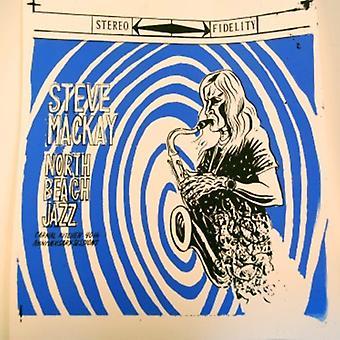 Steve Mackay - importación de Estados Unidos del norte Playa Jazz [CD]