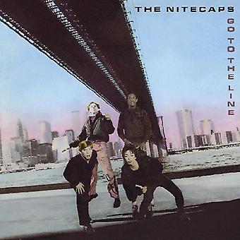 Nitecaps - Go to the Line [CD] USA import