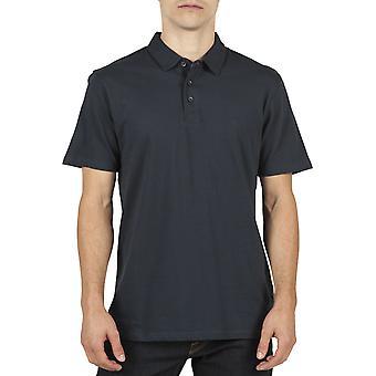 Volcom Wowzer Polo Shirt in Navy