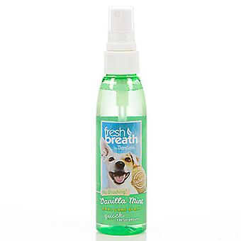 Tropiclean Fresh Breath Vanilla Mint Oral Care Spray