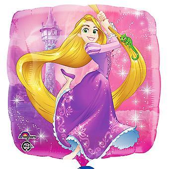 Anagram 18 tuuman Rapunzel neliön foliopallo