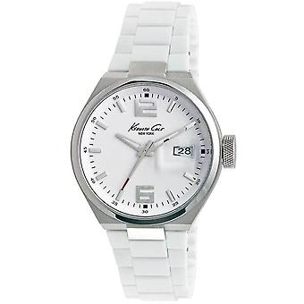 Kenneth Cole New York KC3919 orologio analogico bianco