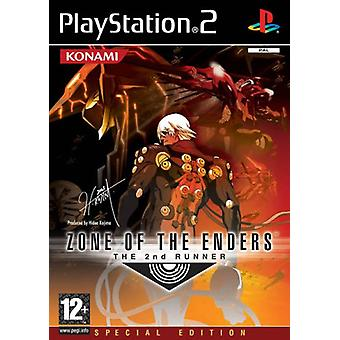 Zone of the Enders The 2nd Runner (PS2) - Neu