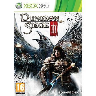 Dungeon Siege 3 (Xbox 360) - Nouveau