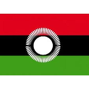 Old Malawi Flag 5ft x 3ft With Eyelets For hanging