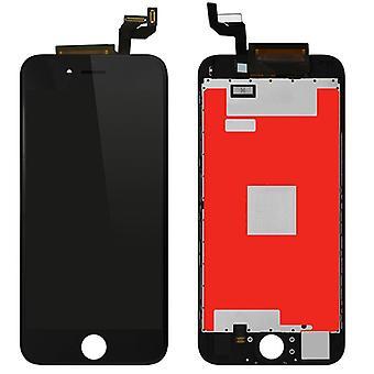 Näyttöyksikön LCD täydellinen kosketusnäyttö Applen iPhone 6S 4.7 tuumainen musta