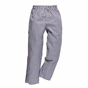 sUw Mens Bromley Cotton Easy Fit Chefs سراويل