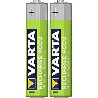 Varta Phone HR03 AAA battery (rechargeable) NiMH 800 mAh 1.2 V 2 pc(s)
