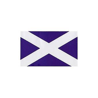Union Jack dragen Saltire vlag Sticker