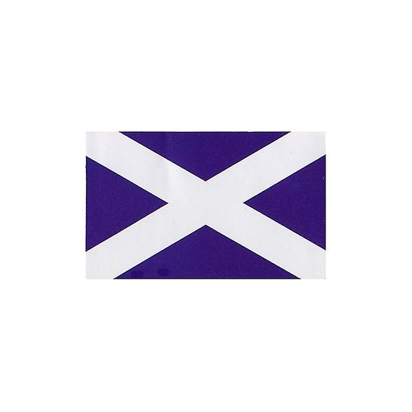 Union Jack Wear Saltire Flag Sticker