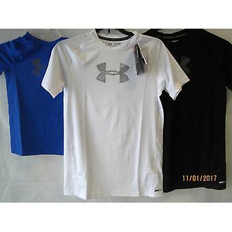 Young T-Shirt Heatgear® sous blindage muni de manches courtes