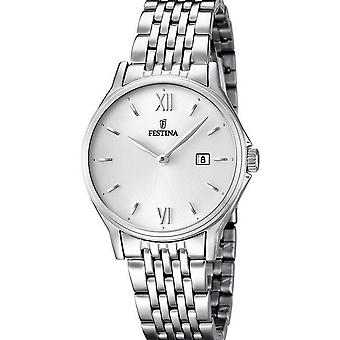Festina relojes para hombre reloj clásico F16748-2