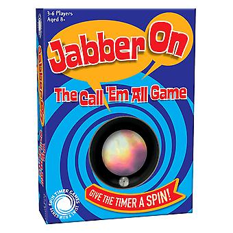 Cheatwell Games Jabber On-The Call Em All Game * * *