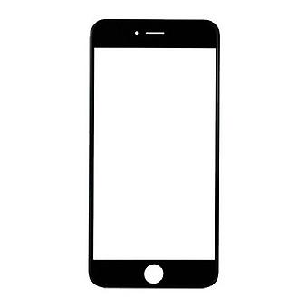 Stuff Certified® iPhone 7 Front Glass Glass Plate AAA + Quality - Black