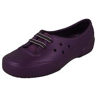 Damen-Crocs-Slip On Wohnungen Nahani
